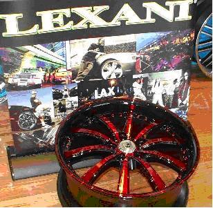 Ozzy Tyres Custom Paint