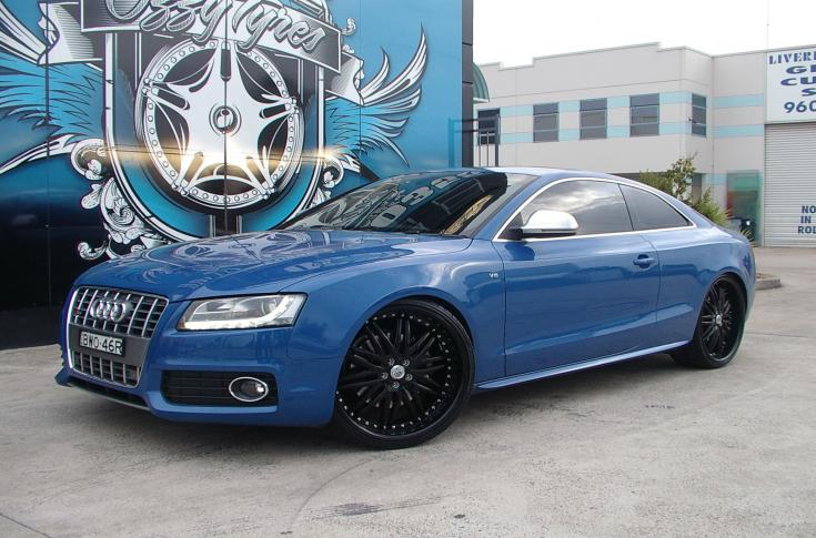 Audi Rims Packages - Ozzy Tyres biggest range of wheels and tyres