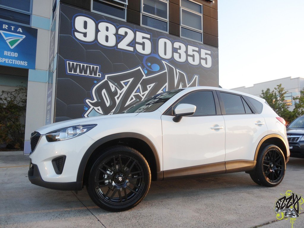 mazda cx5 rims get yours at ozzy tyres australia. Black Bedroom Furniture Sets. Home Design Ideas