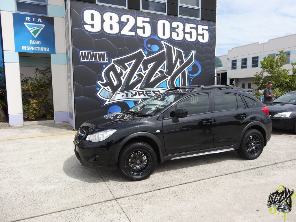 Subaru Xv Rims