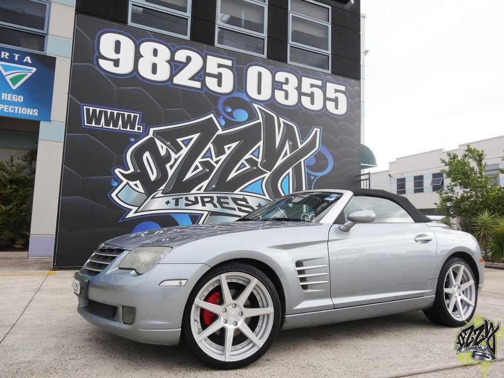 Chrysler Crossfire Rims