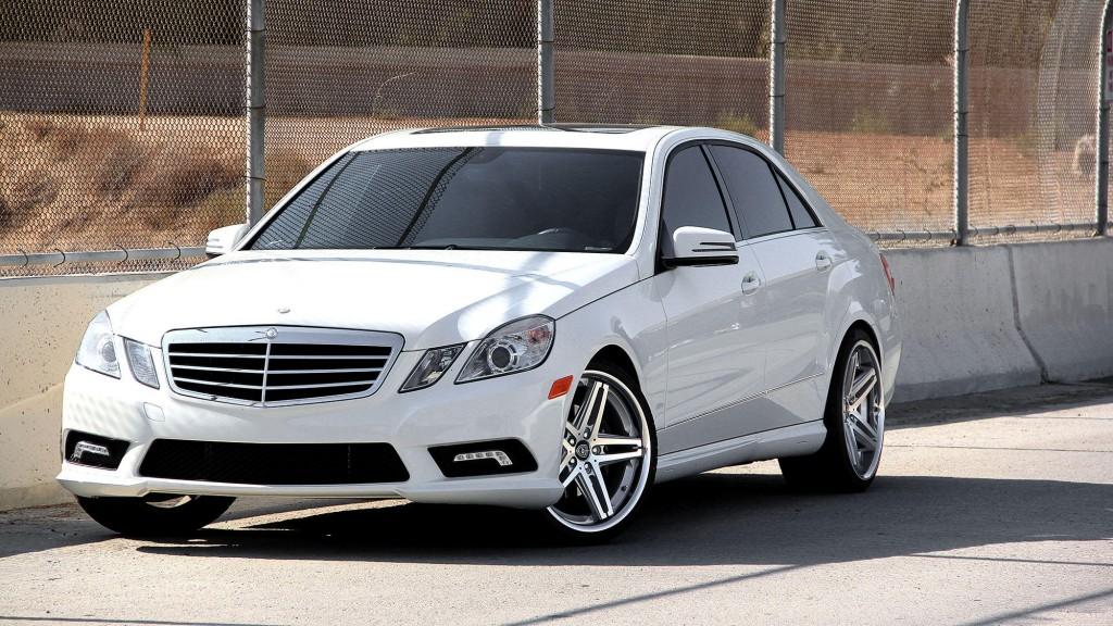 Ozzy Tyres Mercedes E Class Rims