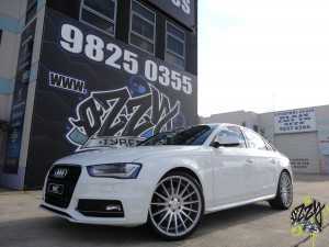 Audi A4 Rims
