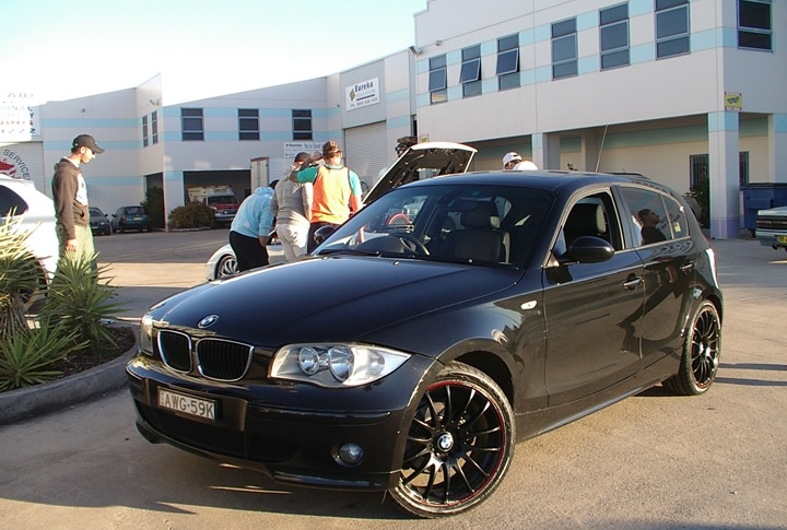 Ozzy Tyres BMW 1 Series Rims