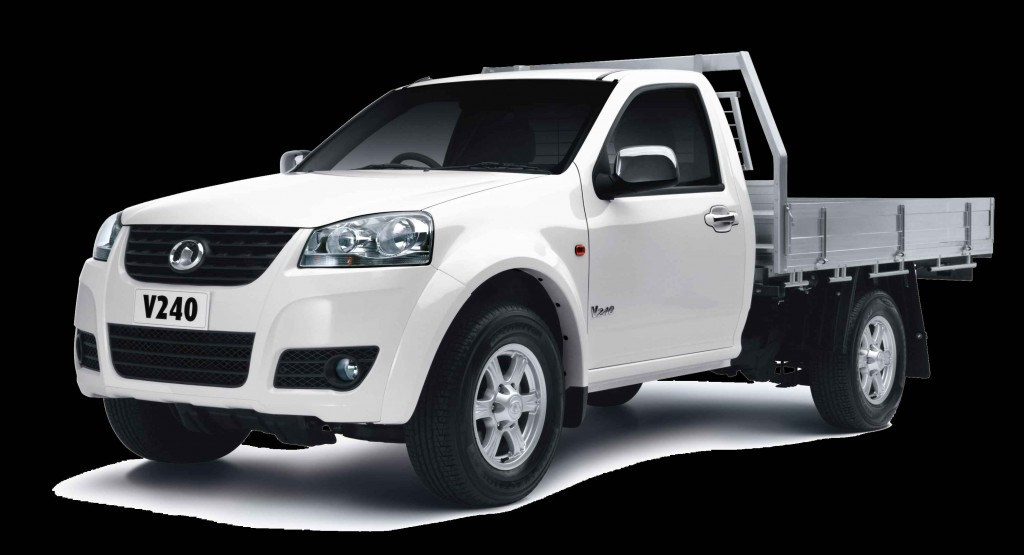 Ozzy Tyres Great Wall V240 Rims
