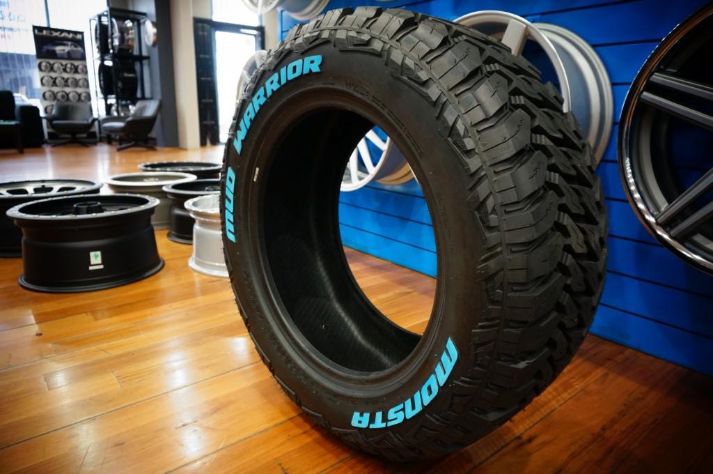off road tyres