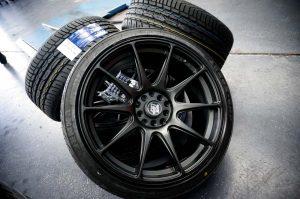 hussla hxr027 matte black wheels