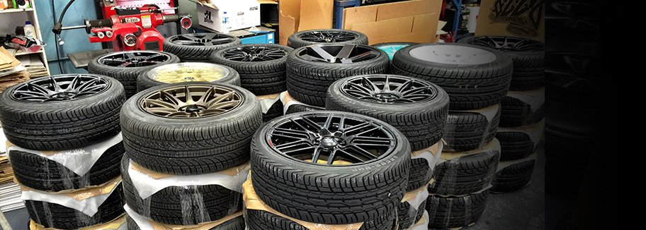 used wheels and tyres