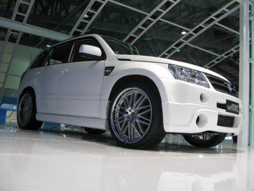 Suzuki Grand Vitara tyres
