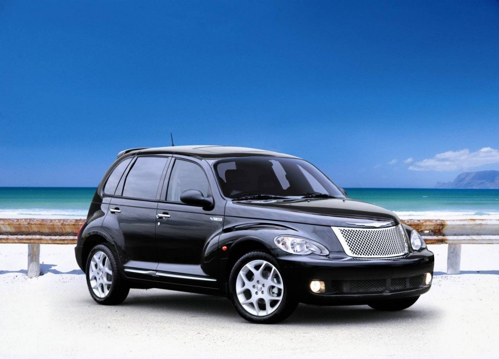 Chrysler PT Cruiser tyres