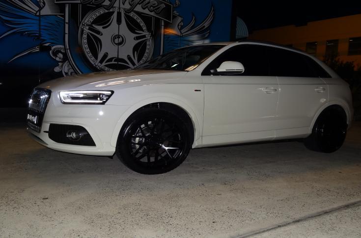 Audi Q3 Wheels