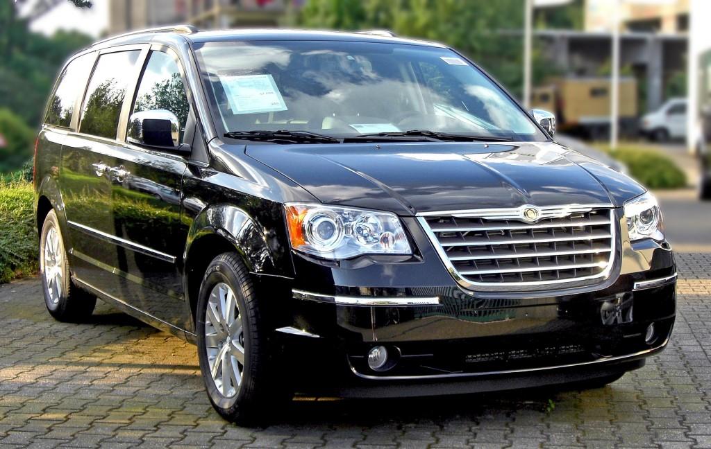 Chrysler Grand Voyager Wheels