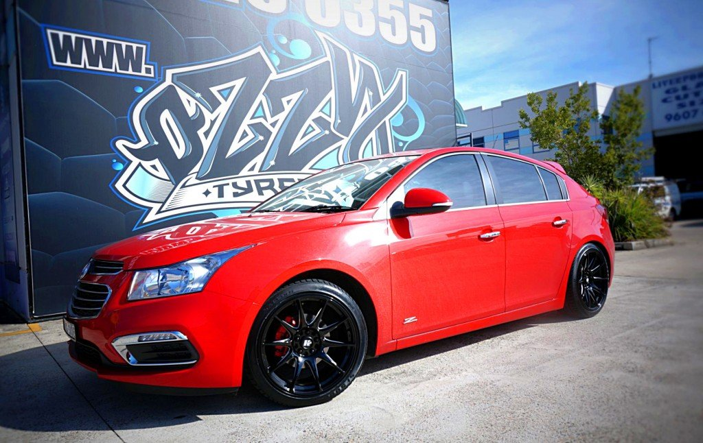 holden cruze wheels