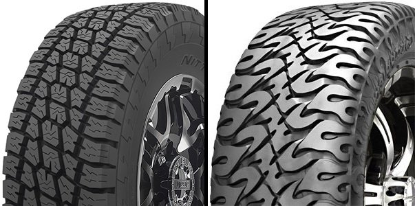 4x4 Mag Wheels And Tyres