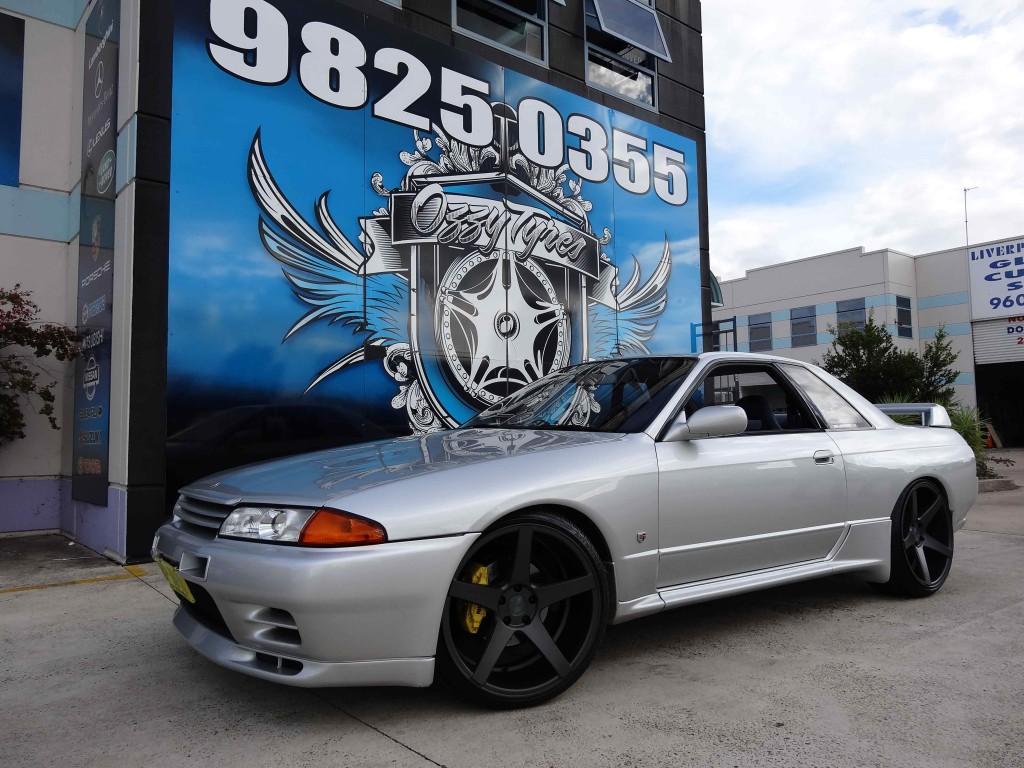 Nissan GTR Tyres