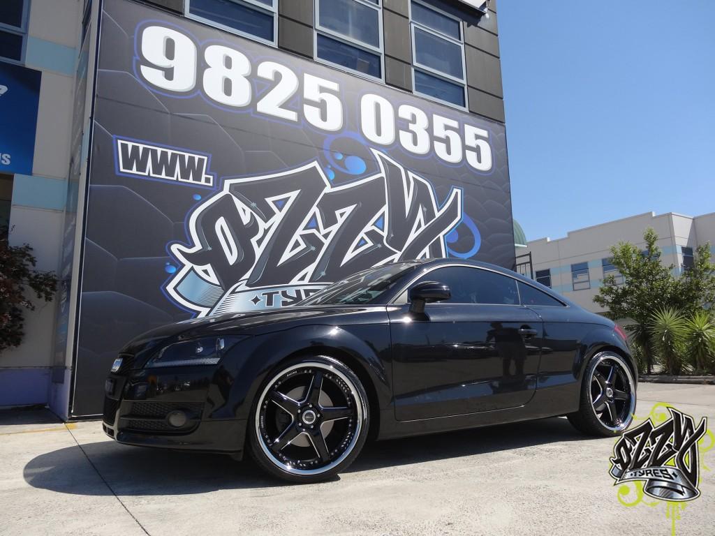 Audi TT Tyres