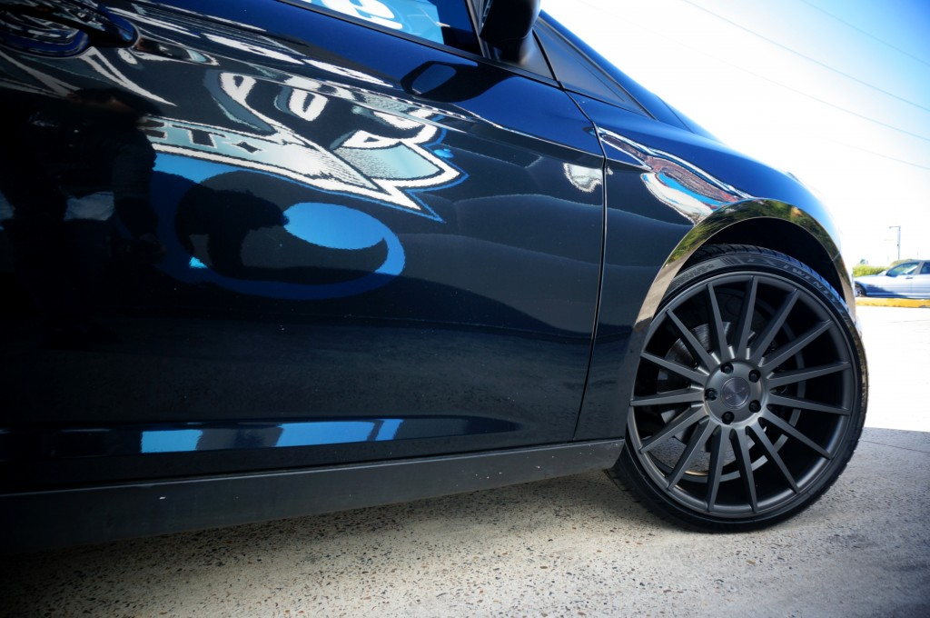 ford focus rims