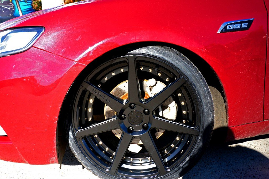 ford falcon tyres
