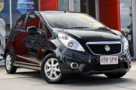 Holden Barina Spark Tyres