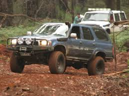 Toyota Surf Tyres