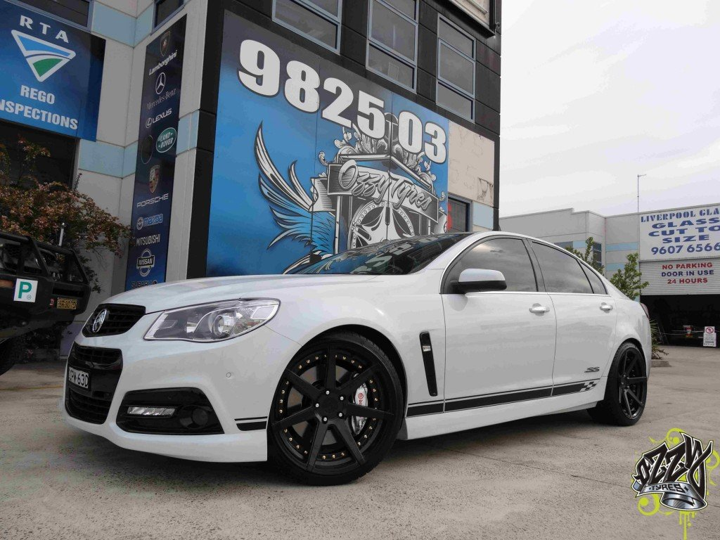 Holden Commodore VF Rims