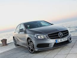 Mercedes A Series Tyres
