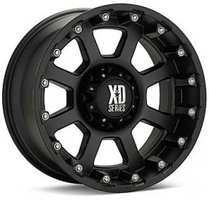 KMC XD Series Strike Wheels