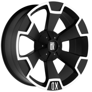 KMC XD Series Thump Wheels