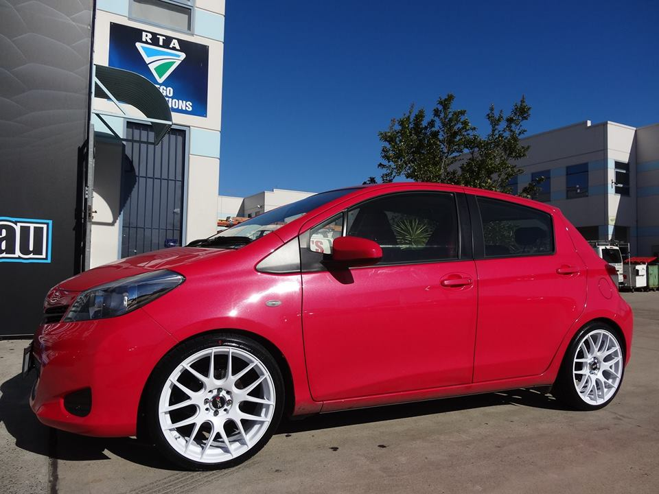 Buy Toyota Yaris Wheels Rims Suitable For Your Toyota Yaris Online