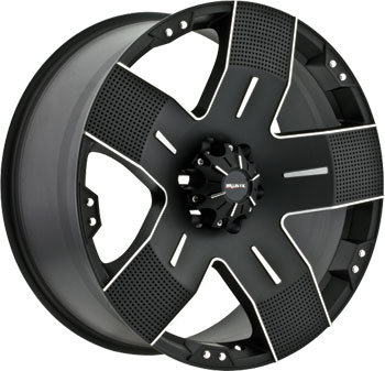 Ballistic Hyjak Wheels
