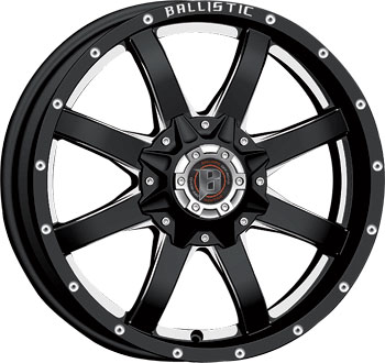 Ballistic Anvil Wheels