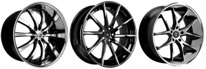 Holden VF Rims
