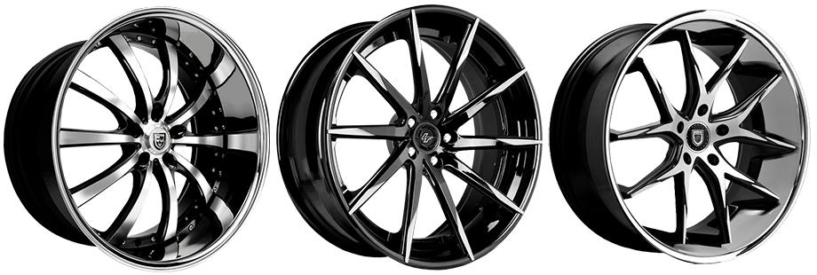 Mag Wheels Bentley