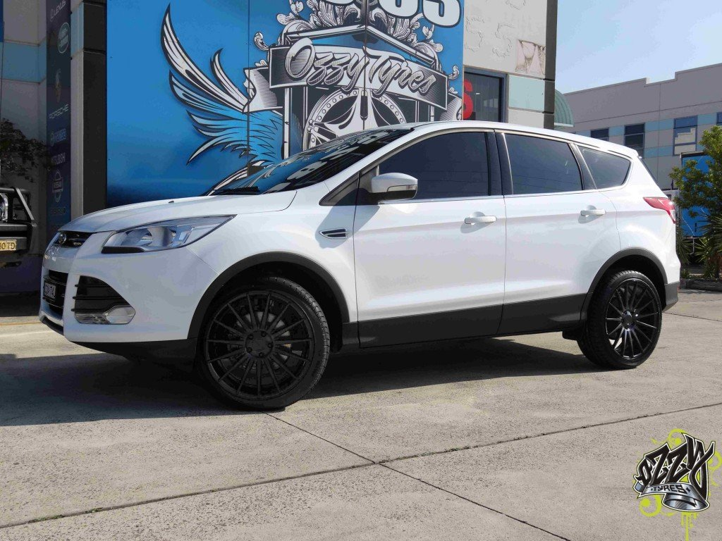 Ford Kuga Wheels And Tyres