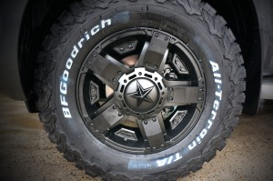 toyota 4x4 mag wheels for sale