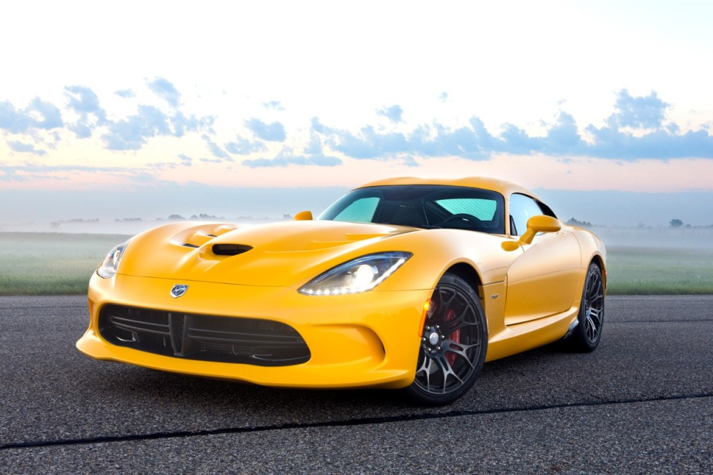 Dodge Viper Wheels and Tyres!