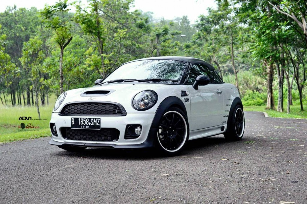 Mini Coupe Wheels And Tyres Ozzy Tyres