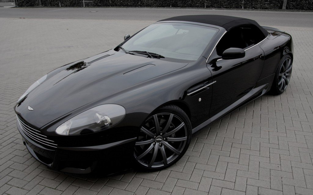 Aston Martin DB9 Wheels and Tyres!