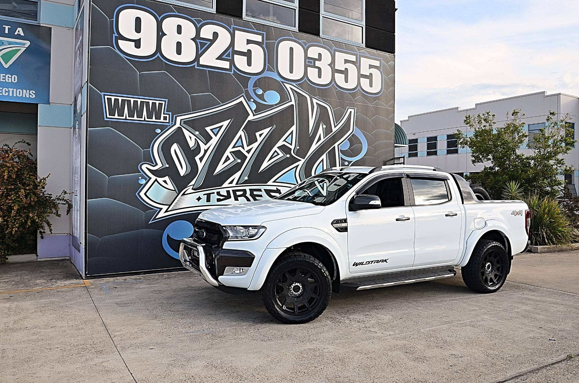 wildtrak-ford-ranger-with-new-4wd-rims