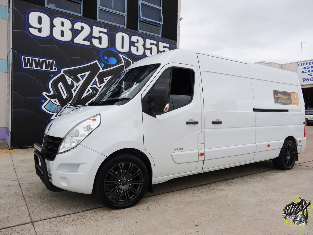 Renault Trafic Wheels and Tyres