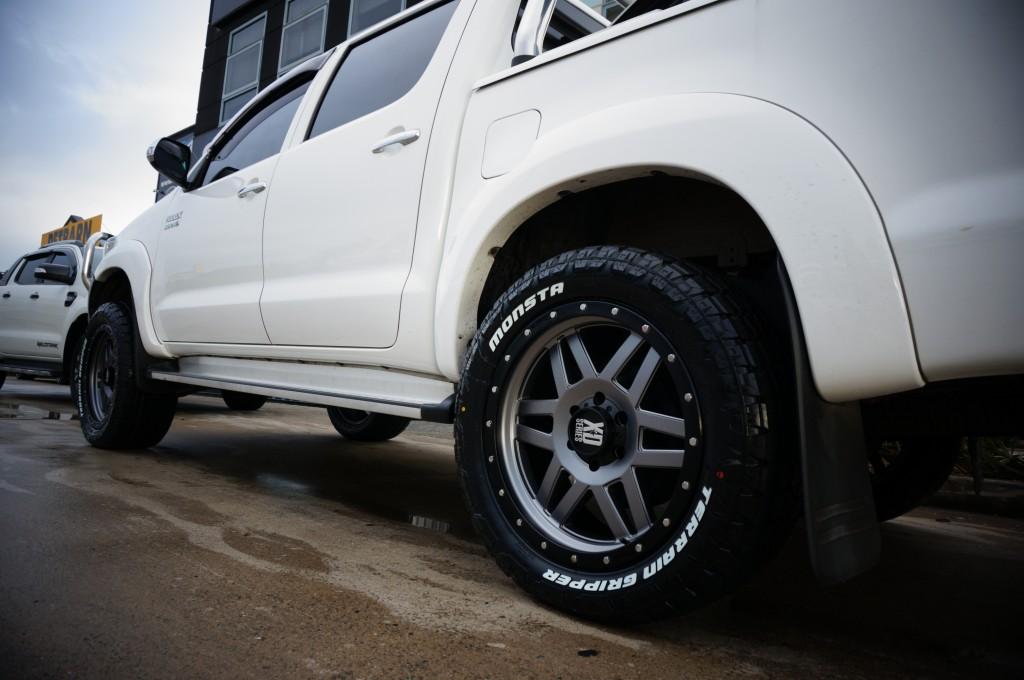 Toyota Hilux Rims