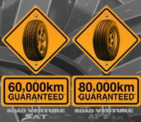 Tyre KM Guarantee