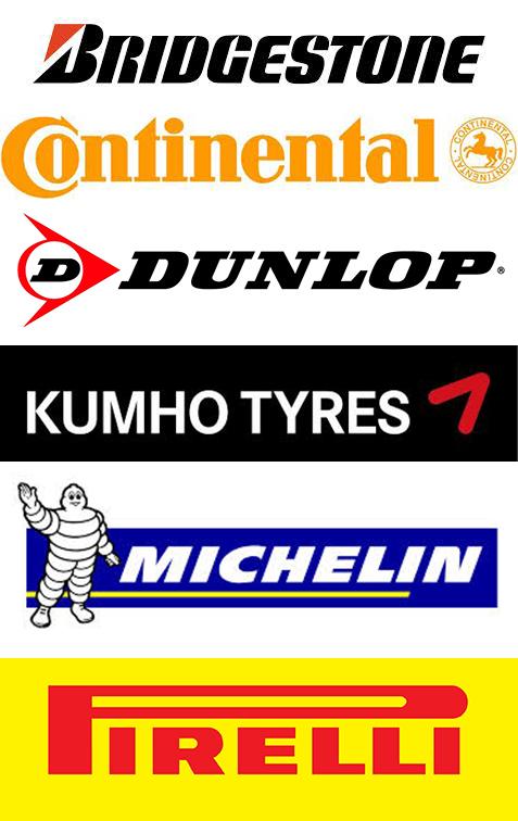 Tyre Brands!