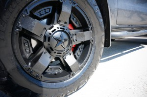 4x4 wheels and tyres packages Perth WA