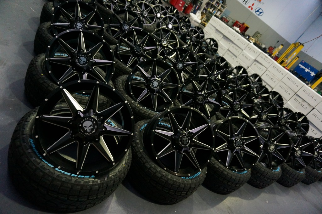 wheel packages