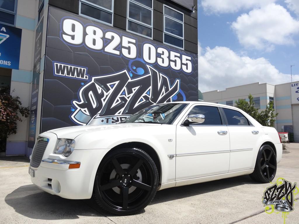 XO Miami Wheels