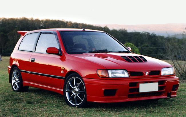 Nissan GTI R Rims