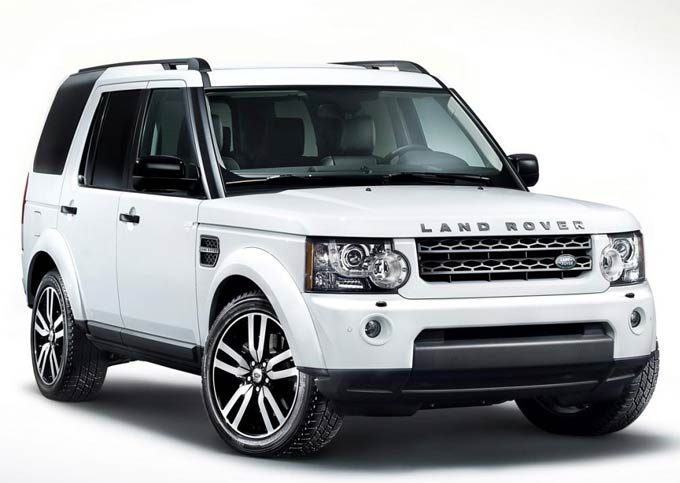 Range Rover Discovery Rims