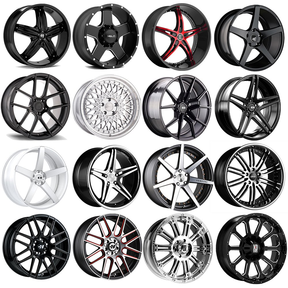 Ozzy Tyres Mag Wheels 2