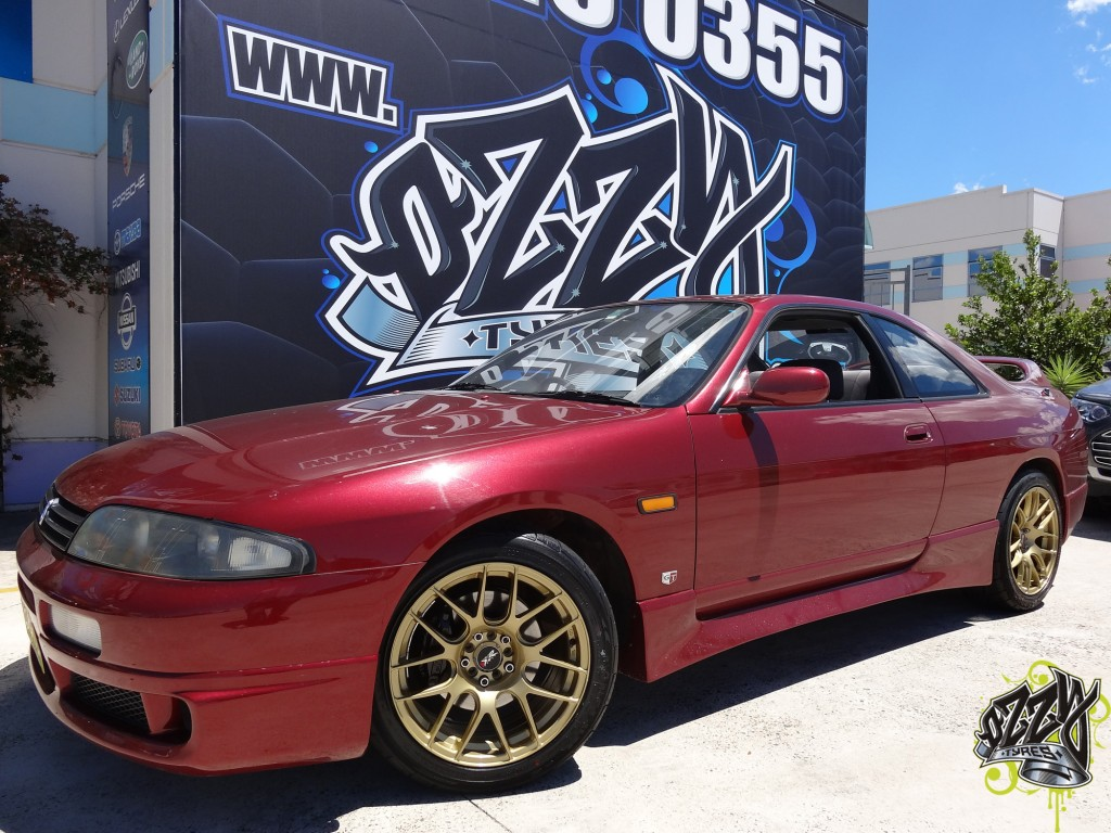 Mag Wheels For Nissan Skyline